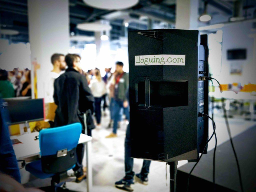 alquiler de equipos de sonido empresa airbnb granollers barcelona